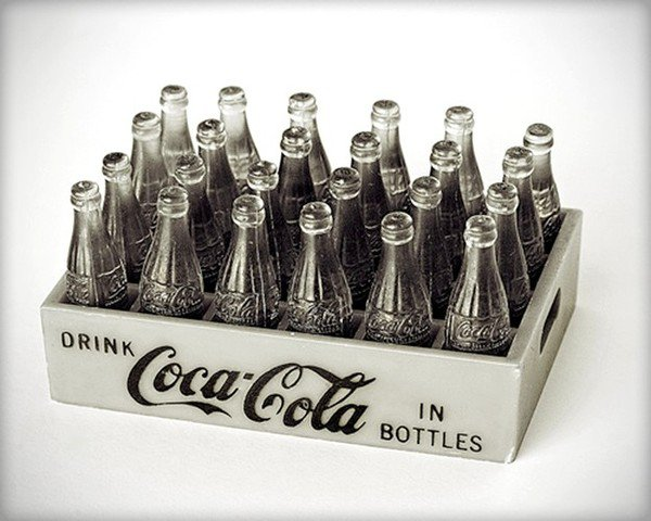 Coca cola : La création par John Styth Pemberton