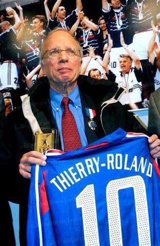 Thierry Roland : J'ai bien l'impression
