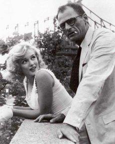 Marilyn Monroe : Mariage