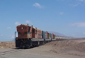Antofagasta Nitrate and Railway Company
