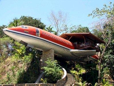 Image insolite : Avion