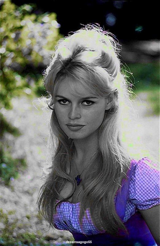 Brigitte Bardot : dessinsagogo55