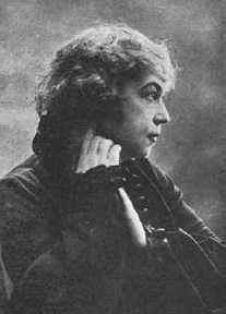 Alexandra Kollontaï (1915)