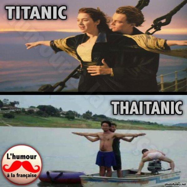 Titanic thaitanic
