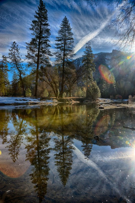 Parc national de Yosemite - Californie - États-Unis par  Sathish J