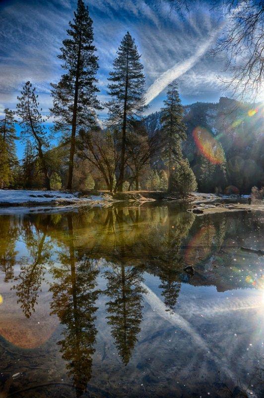 Parc national de Yosemite - Californie - États-Unis par  Sathish J