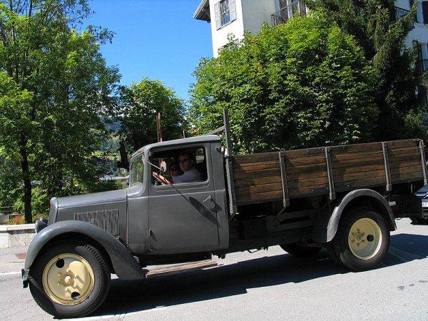 Camion : Historique