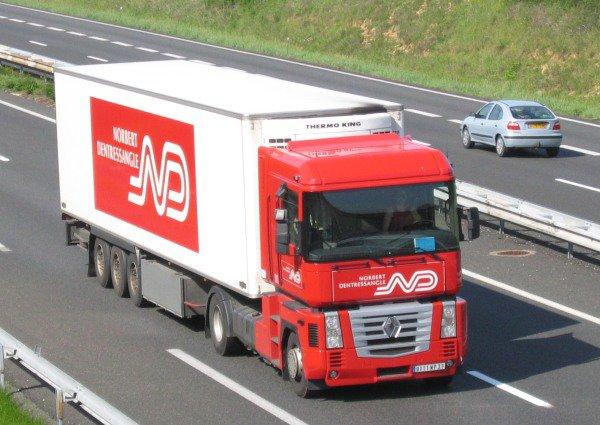 Camion : Tracteur ou semi-remorque