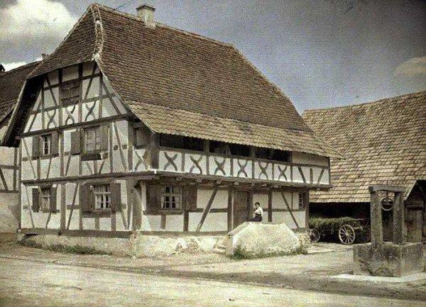 Photographie en 1914
