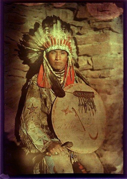 Photographie en 1910