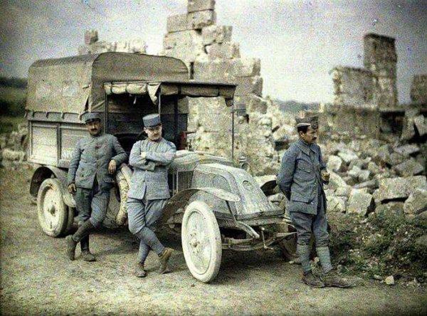 Photographie en 1915