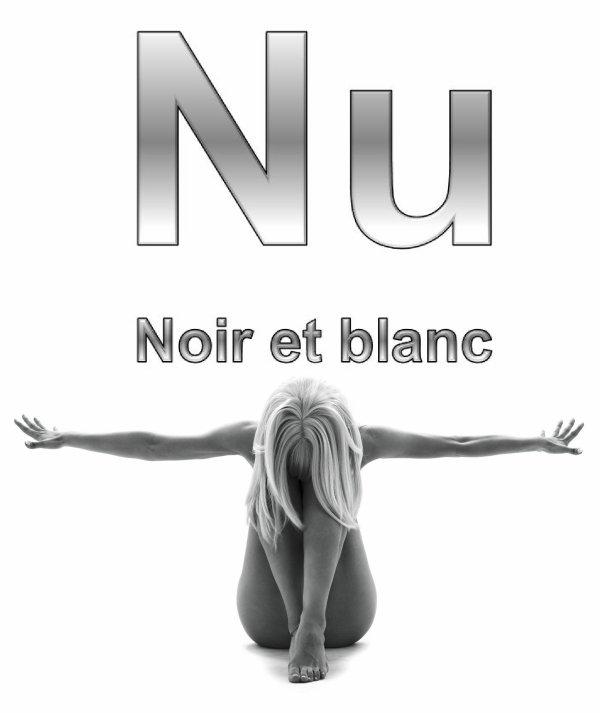 Nu : Noir et blanc