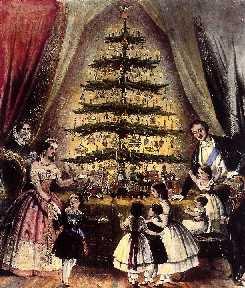 Sapin de Noël : En 1560