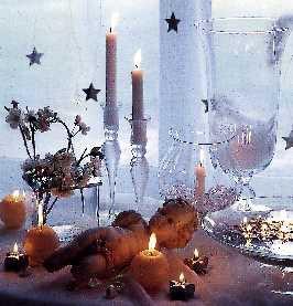 Noël : Les bougies