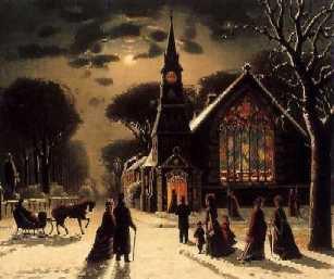 Noël : La messe de minuit