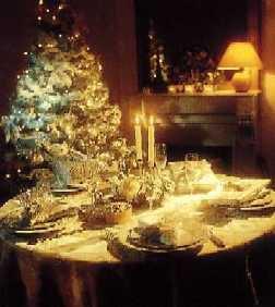 Noël : Préparer la table