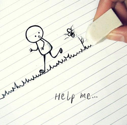 Au secours !