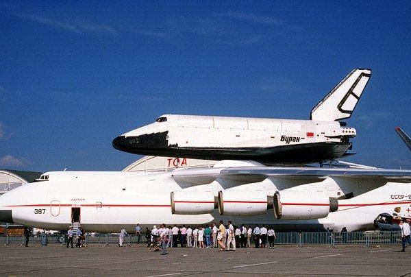 La navette spatiale russe