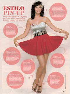 Katy Perry : Pin up