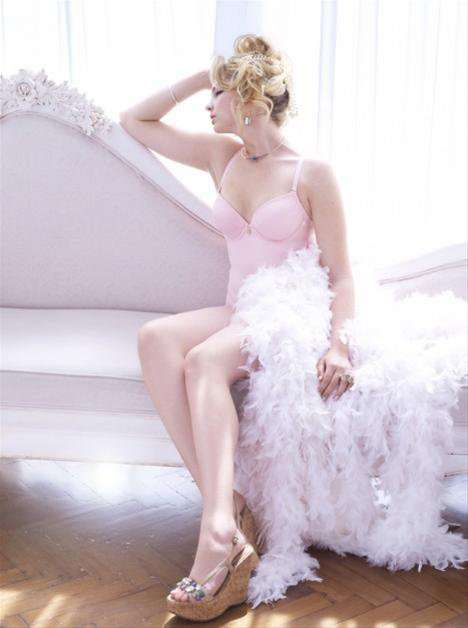 Michelle  De Villiers : Top Model