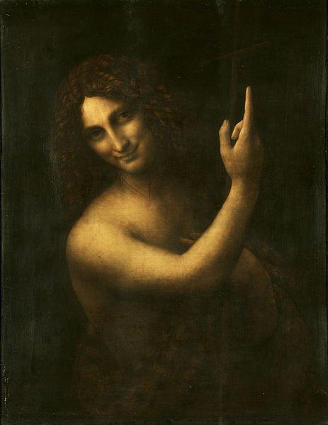 Léonard de Vinci : Gian Giacomo Caprotti da Oreno