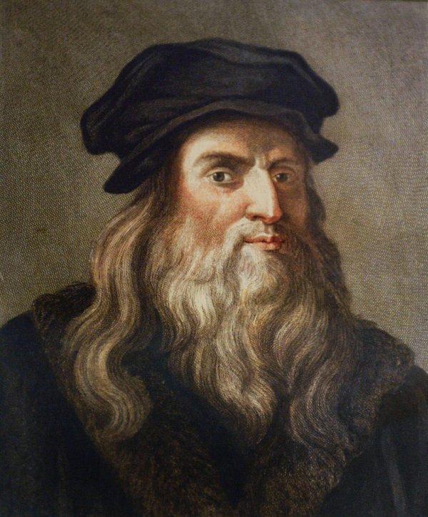 Léonard de Vinci : Enfance