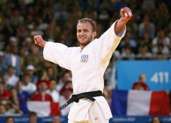 Ugo Legrand remporte la médaille de bronze en judo