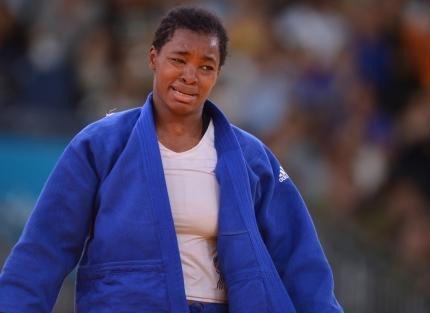 Audrey Tcheuméo : Judo médaille de bronze
