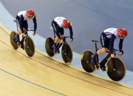 Cyclisme : France médaille d'argent en vitesse