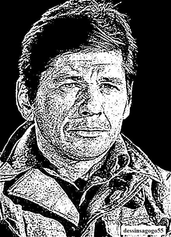 Charles Bronson : dessinsagogo55