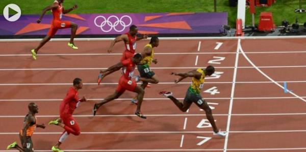 """Usain Bolt : """"J'ai fait ce qu'il fallait faire"""""""
