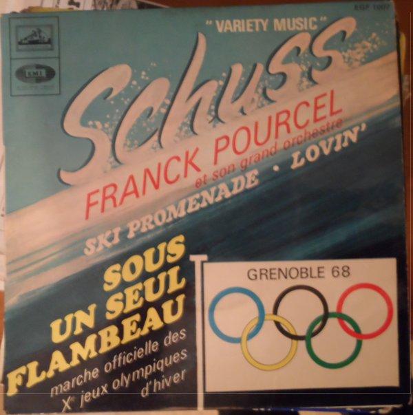 Jeux Olympiques en France
