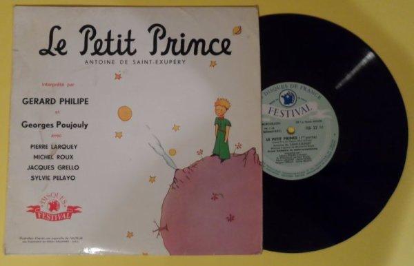 Antoine de Saint-Exupéry : Le petit prince
