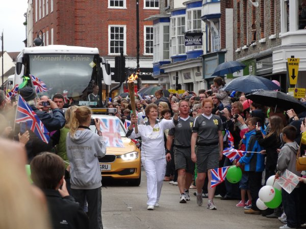 Jeux Olympiques : Participation des femmes Londres 2012