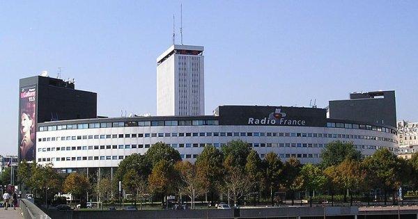 La maison de Radio France