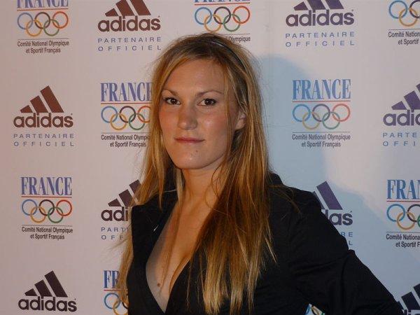Marlène Harnois en bronze
