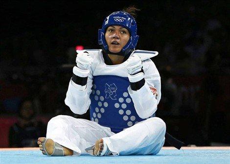 Taekwondo : Anne-Caroline Graffe médaille d'argent