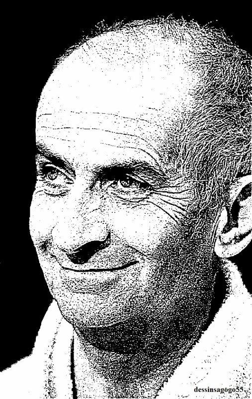Louis de Funès : dessinsagogo55