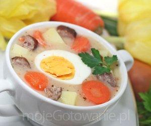Cuisine polonaise : Soupes
