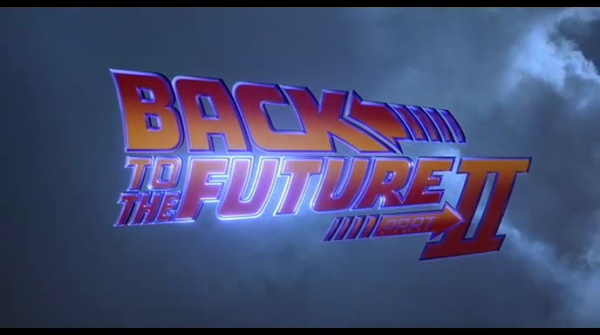 Retour vers le futur II (Back to the future II)