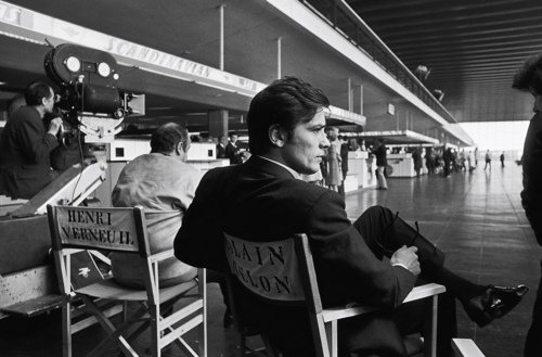 Alain Delon : Filmographie