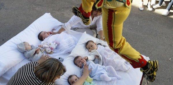 Un monde fou : Saut El Colacho Murcia