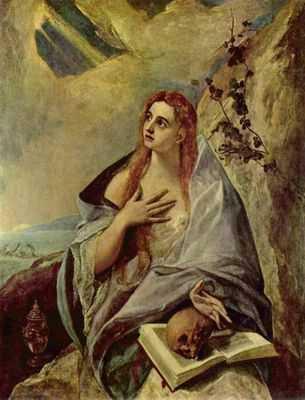 El Greco : Marie Madeleine
