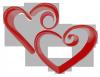 Une plume : Un amour réciproque