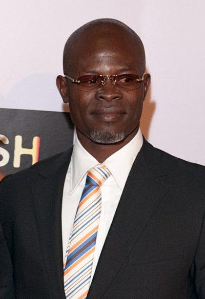 Gladiator : Djimon Hounsou
