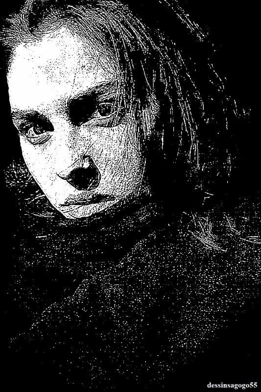 Monica Bellucci : dessinsagogo55