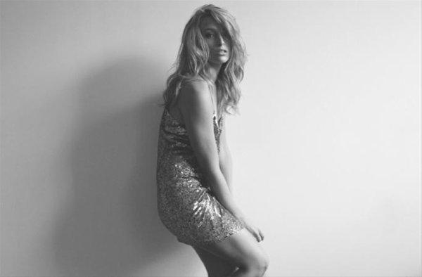 Lizzie Miller Top Model