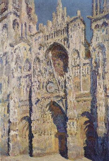 Claude Monet : La Cathédrale de Rouen