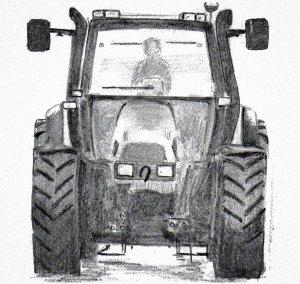 Tracteur agricole : Le nombre total de tracteurs agricoles