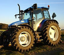 Tracteur agricole : Constructeurs actuels